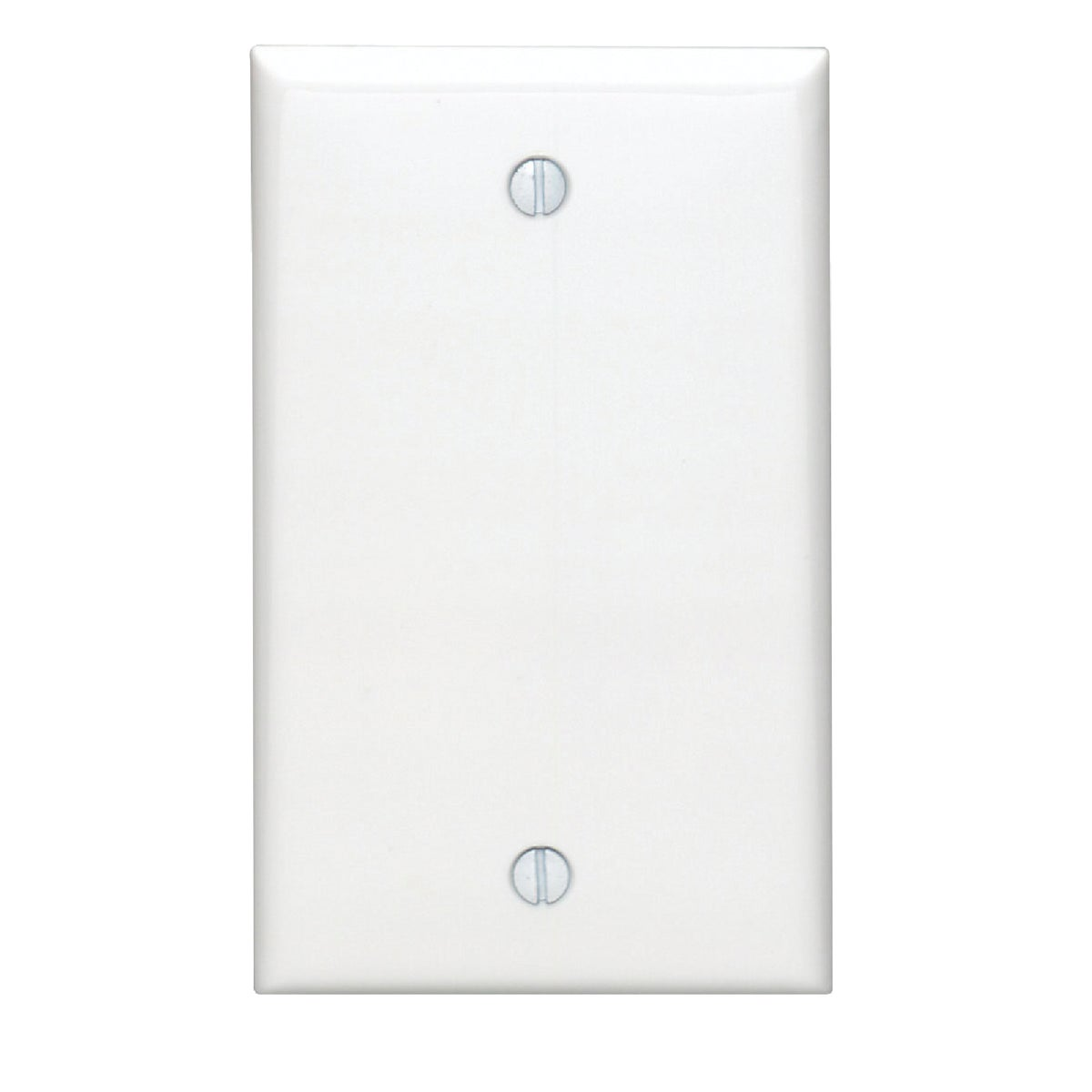 WHT BLANK WALL PLATE - 80714W by Leviton Mfg Co