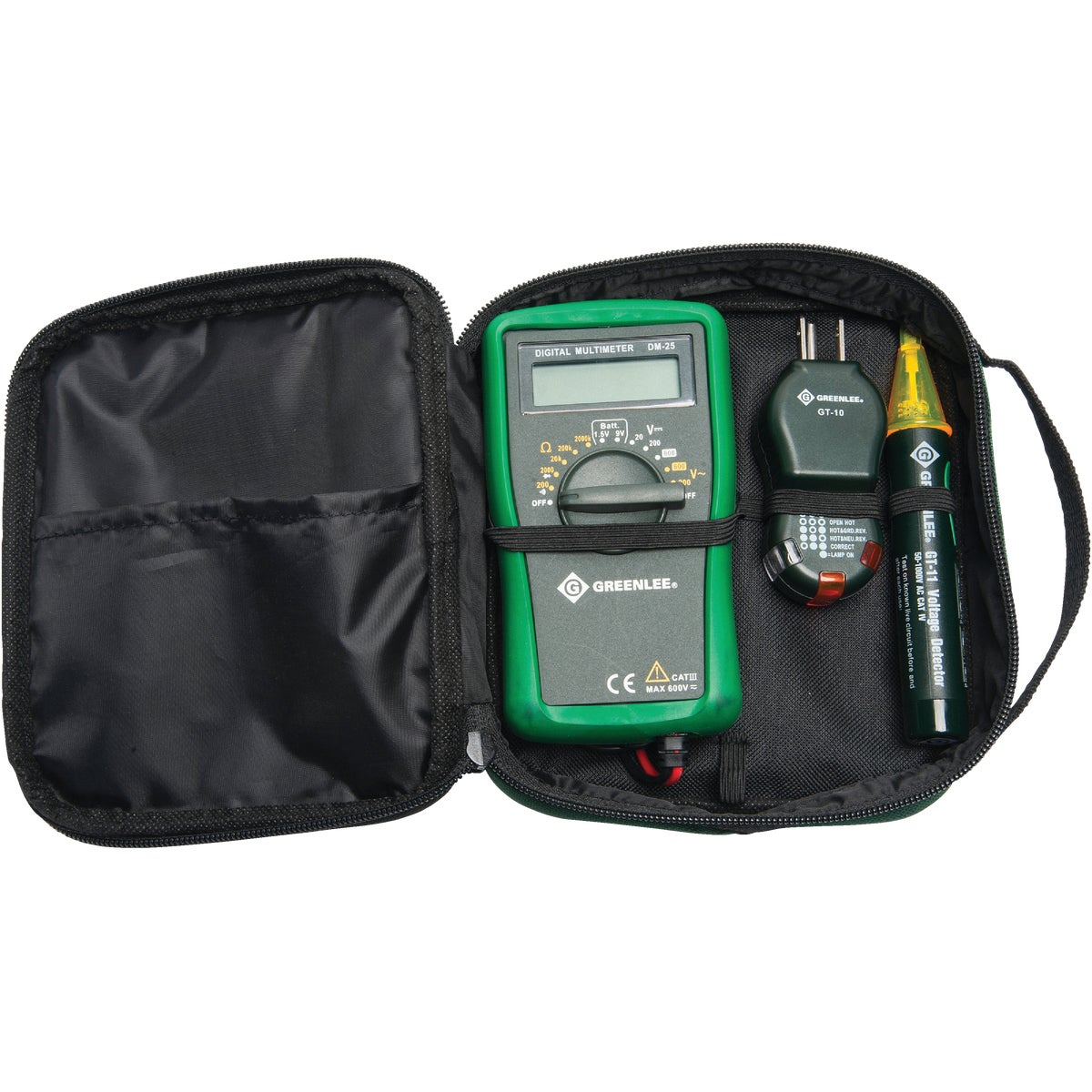 MULTIMETER KIT W/CASE - TK30A by Greenlee Textron