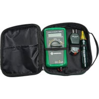 Greenlee Textron MULTIMETER KIT W/CASE TK30