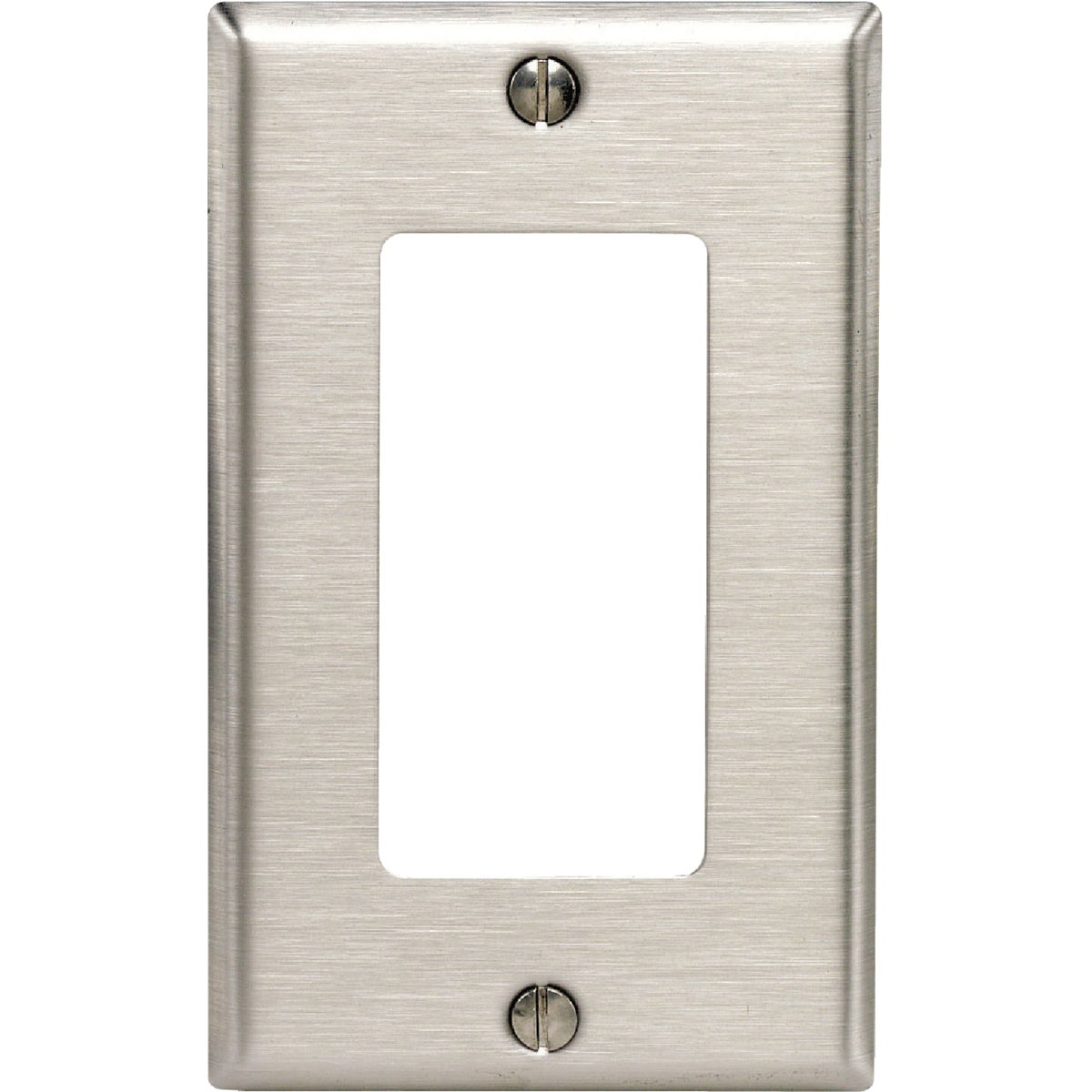 SS GFI WALL PLATE - 8440140 by Leviton Mfg Co