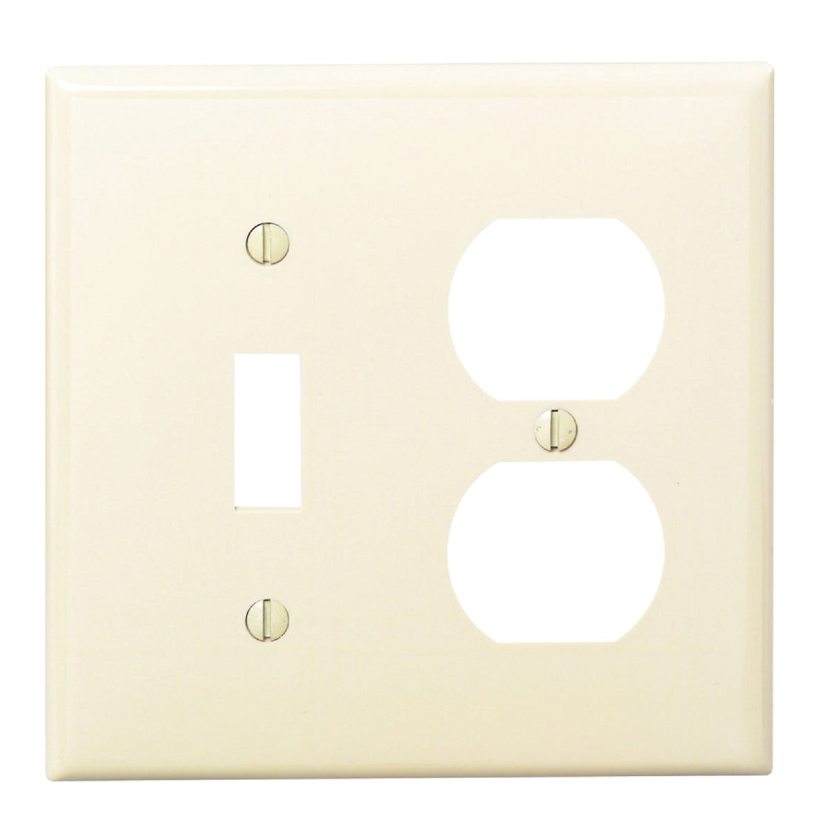 IV COMBO WALL PLATE - 80705I by Leviton Mfg Co
