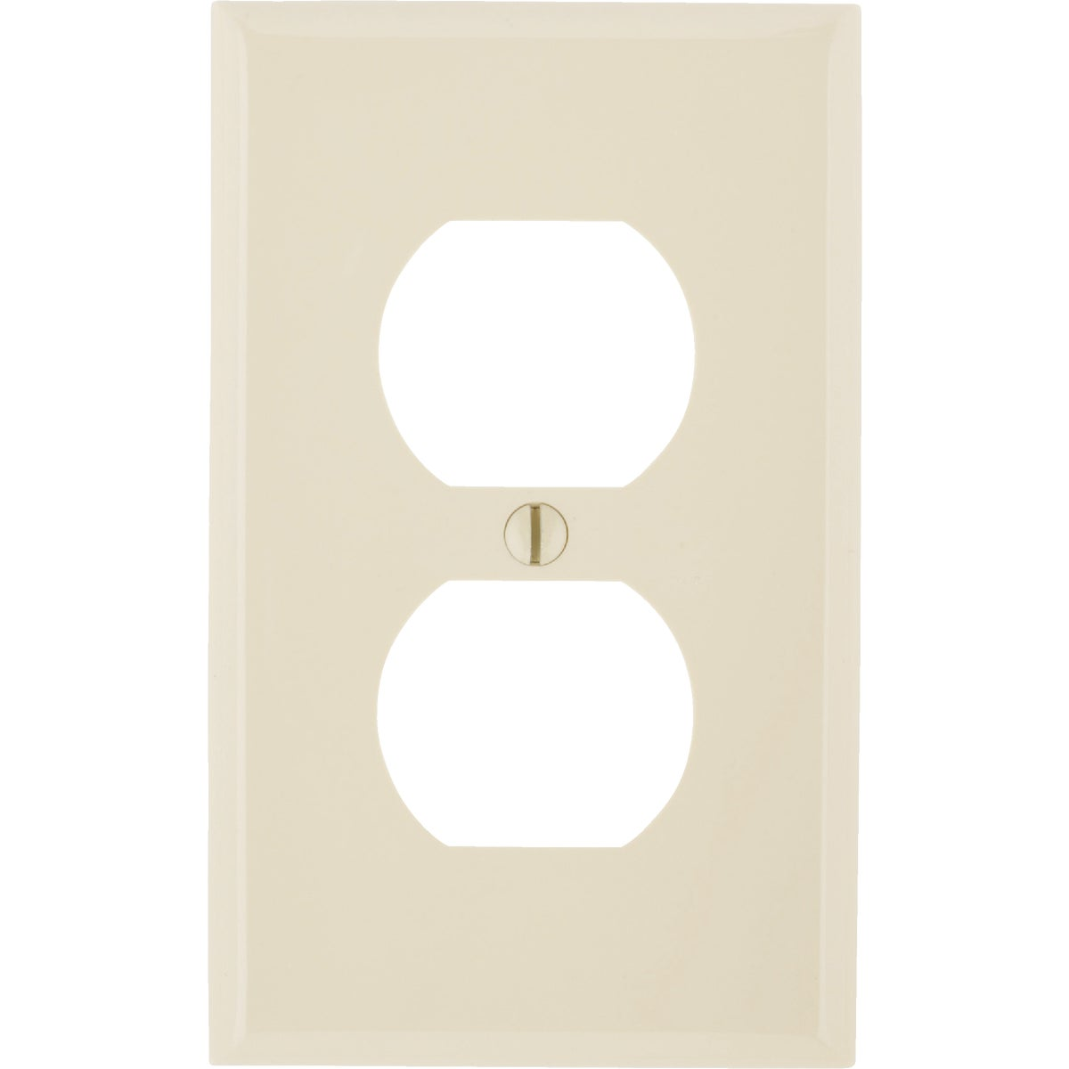 IV OUTLET WALL PLATE - 80703I by Leviton Mfg Co