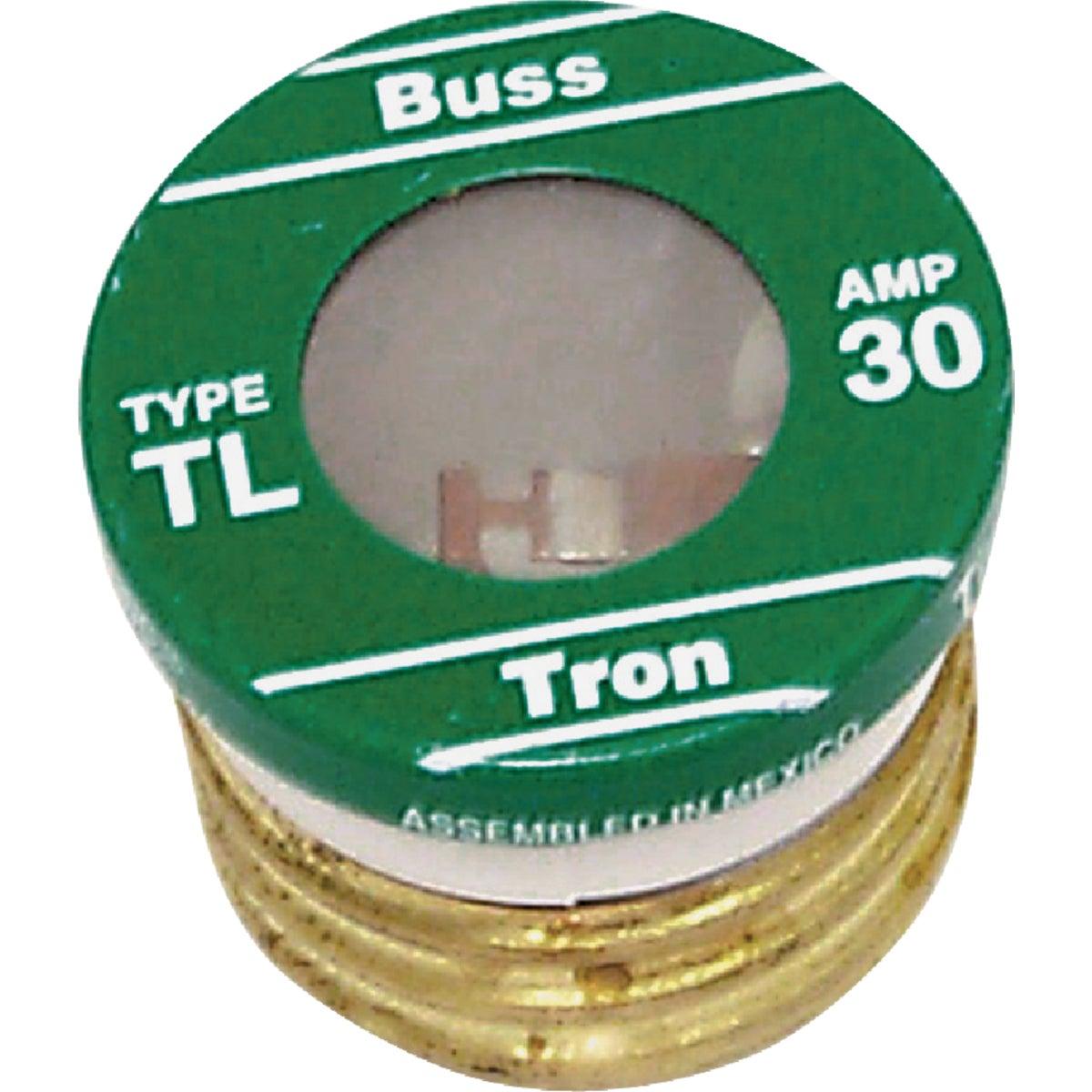30A PLUG FUSE - TL-30 by Bussmann Cooper