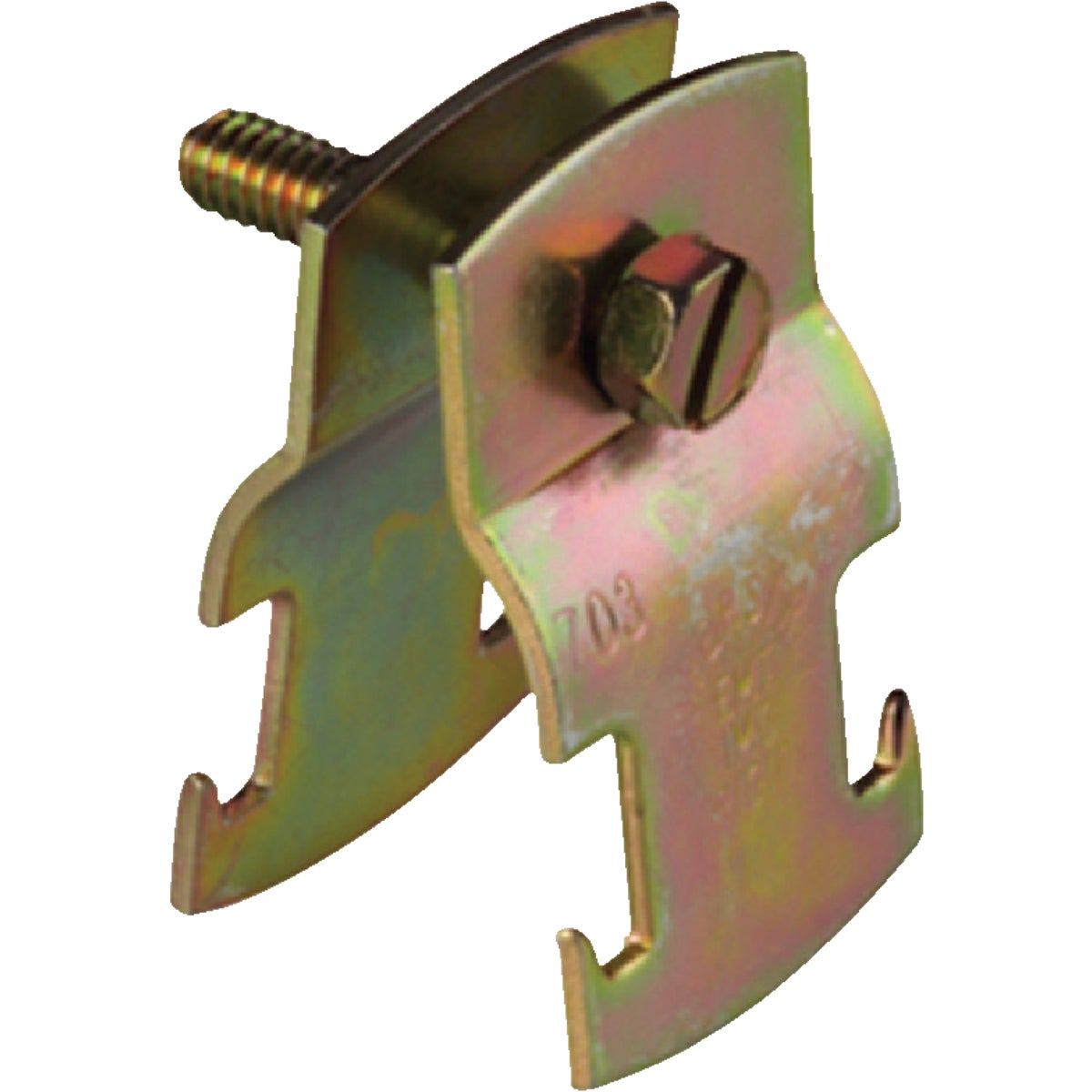 "1"" PIPE CLAMP - Z703-1-25 by Thomas & Betts"