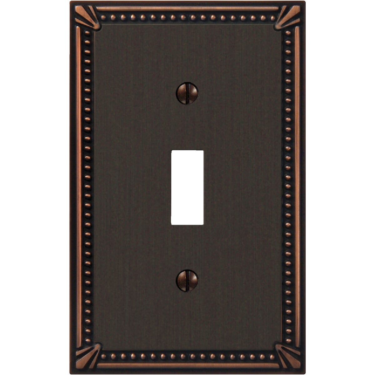 AB 1-TOGGLE WALLPLATE - 3001AZ by Jackson Deerfield Mf