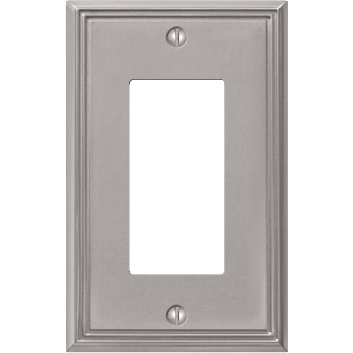 BN GFI WALLPLATE - 3117BN by Jackson Deerfield Mf