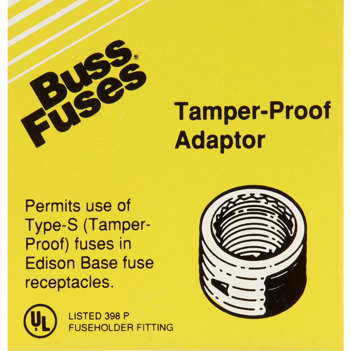 4-PACK FUSE ADAPTER - SA-30 by Bussmann Cooper