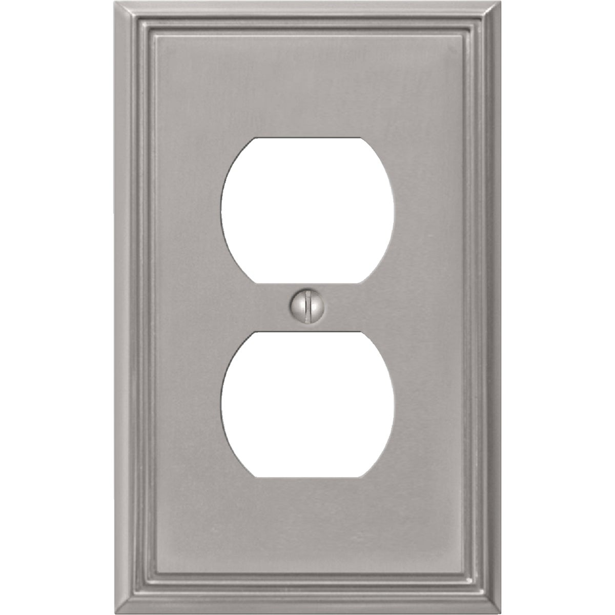 BN OUTLET WALLPLATE - 3108BN by Jackson Deerfield Mf