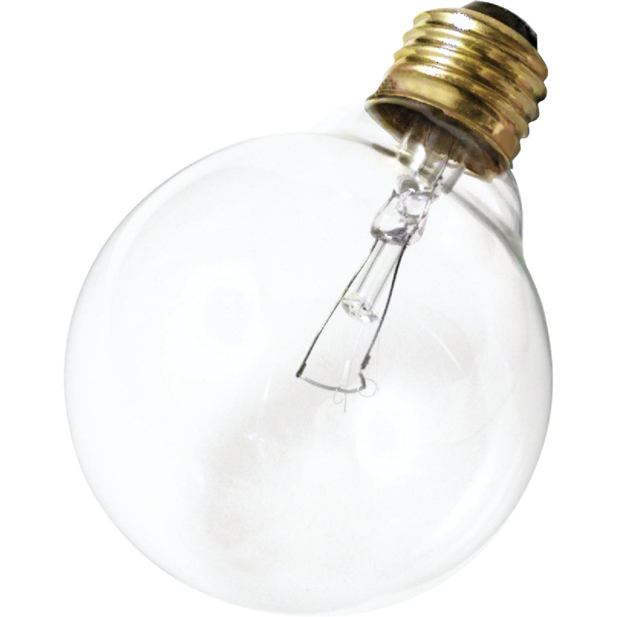 "25W CLR 3-1/8""GLOBE BULB - 12983 25G25 by G E Lighting"