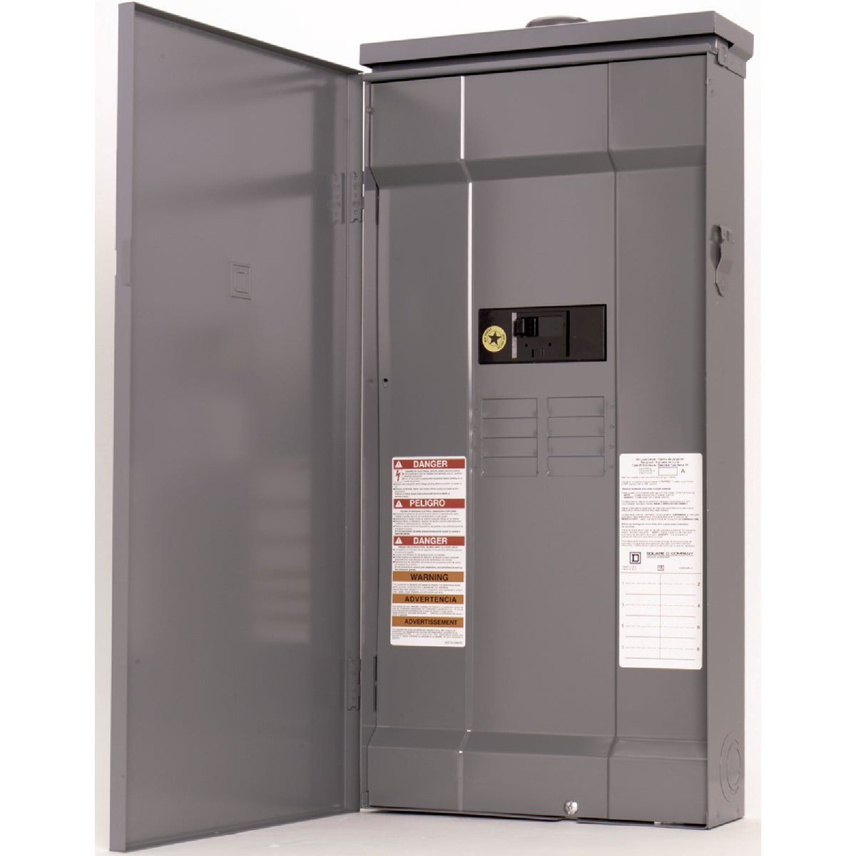 200A LOAD CENTER - QO1816M200FTRB by Square D Co