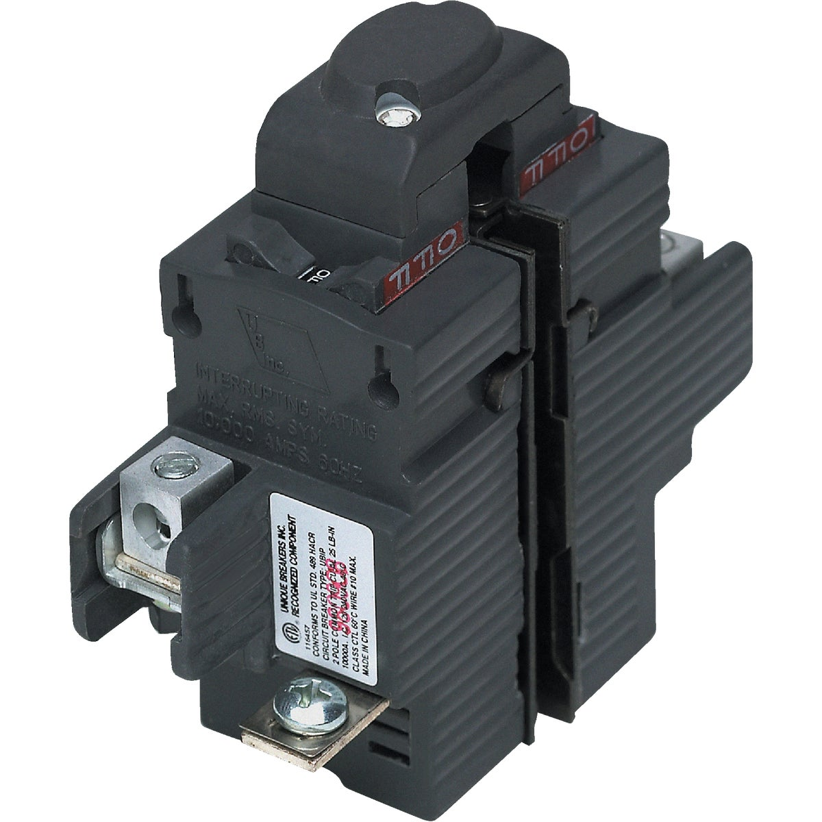 60A 2P CIRCUIT BREAKER - UBIP260 by Connecticut Electric