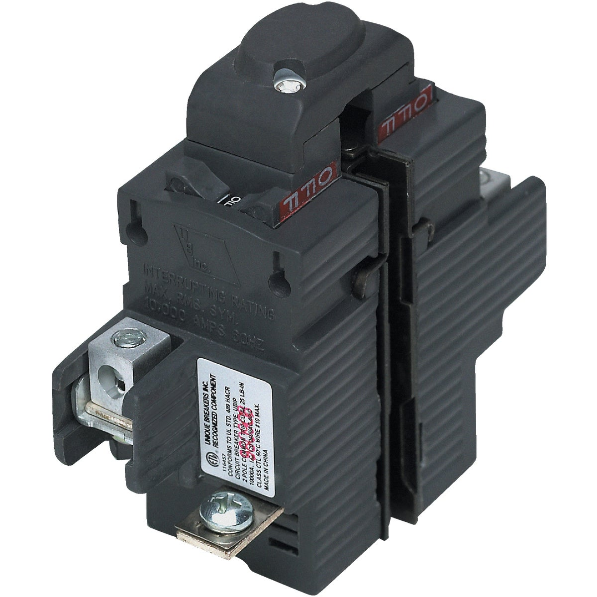 50A 2P CIRCUIT BREAKER - UBIP250 by Connecticut Electric
