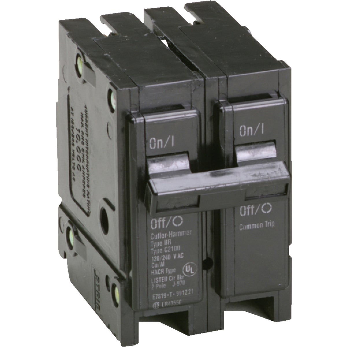 70A 2P CIRCUIT BREAKER - BR270 by Eaton Corporation