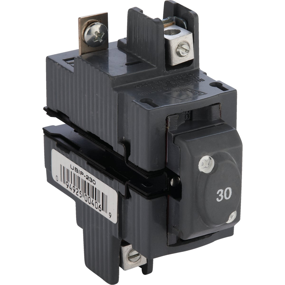 30A 2P CIRCUIT BREAKER - UBIP230 by Connecticut Electric