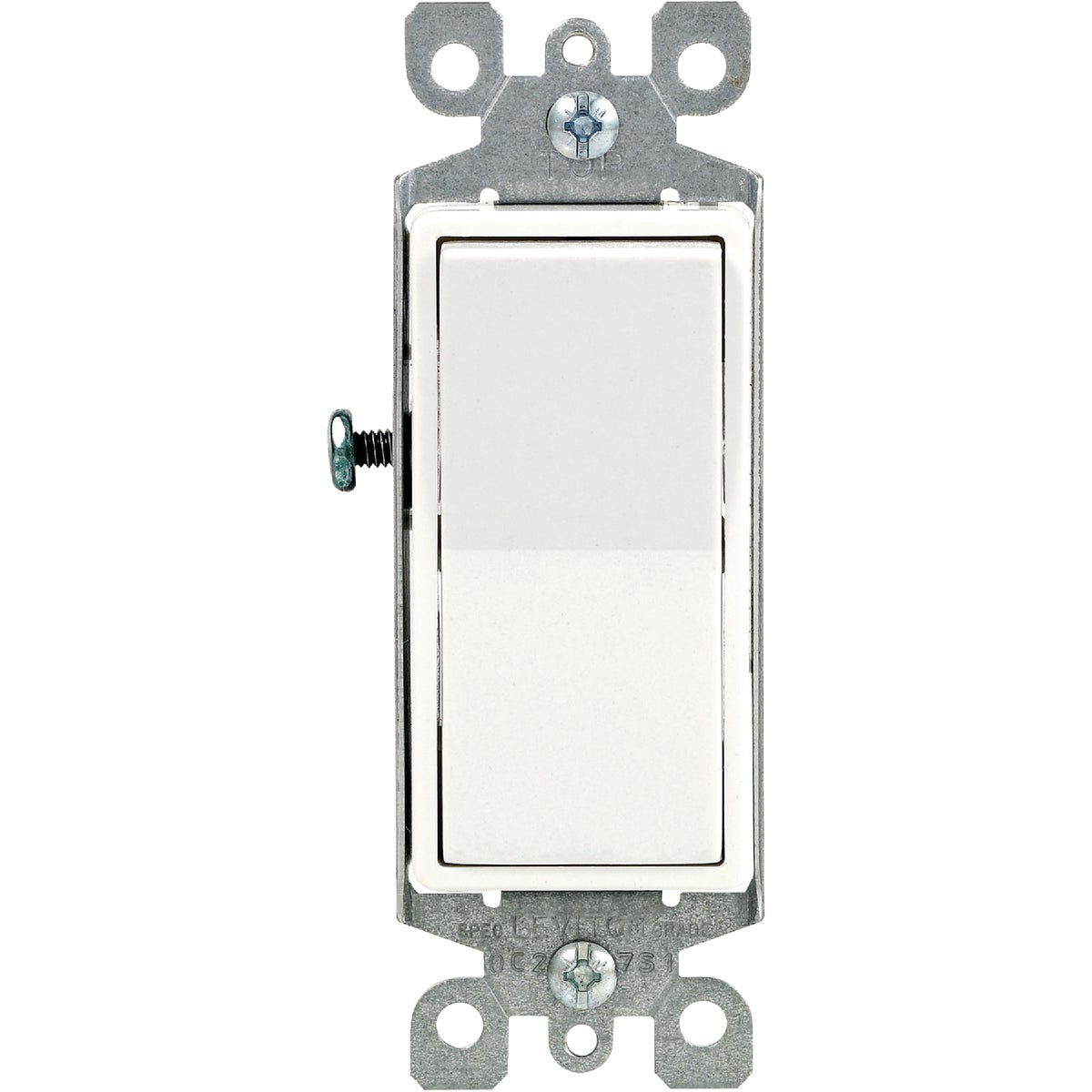 WHT 4-WAY GRND SWITCH - 042-5604-2WSP by Leviton Mfg Co