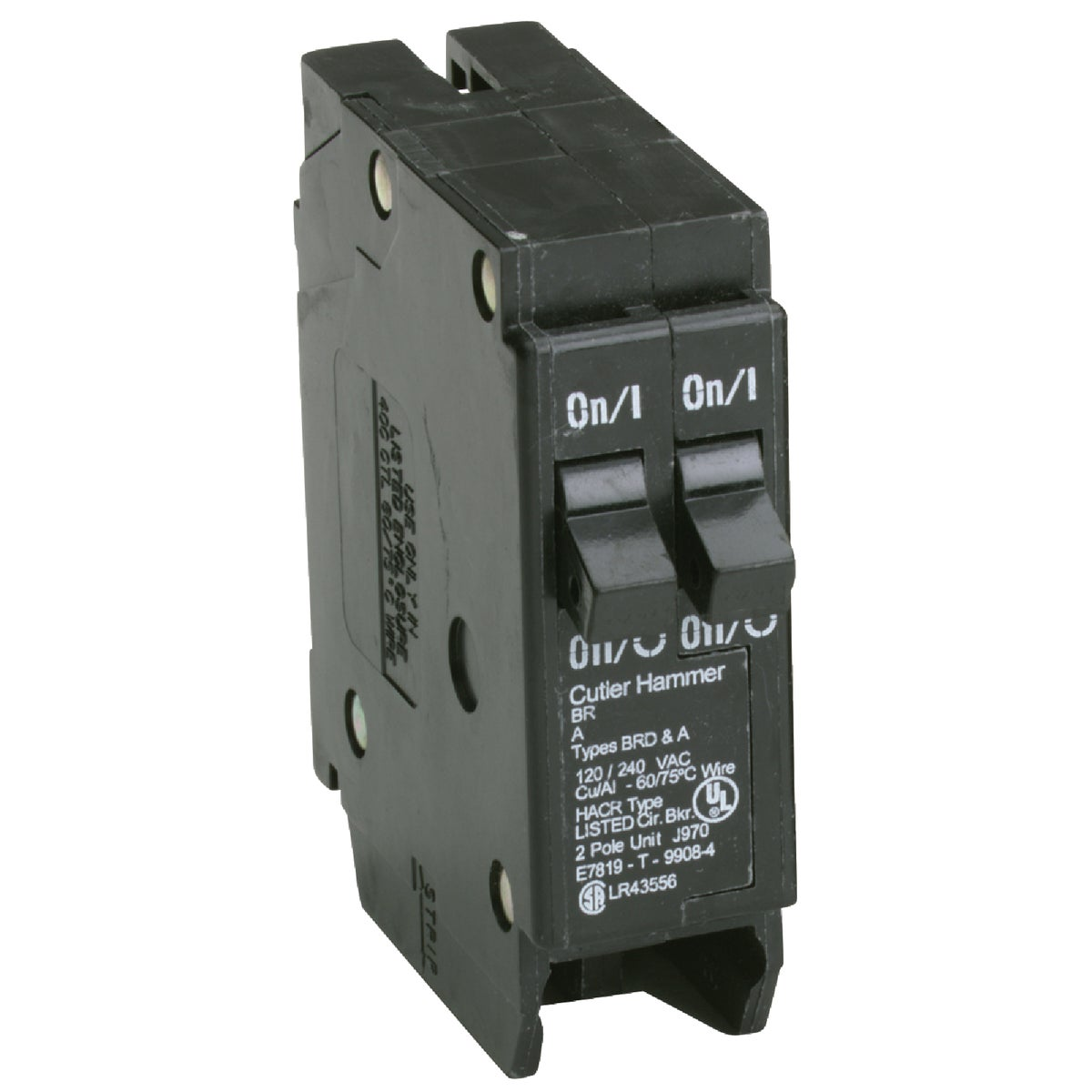 30A/30A CIRCUIT BREAKER - BR3030 by Eaton Corporation