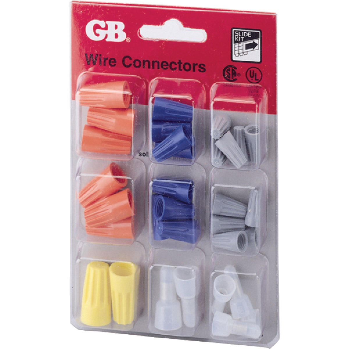 22-10 KIT CONNECTOR - TK-32 by G B Electrical Inc