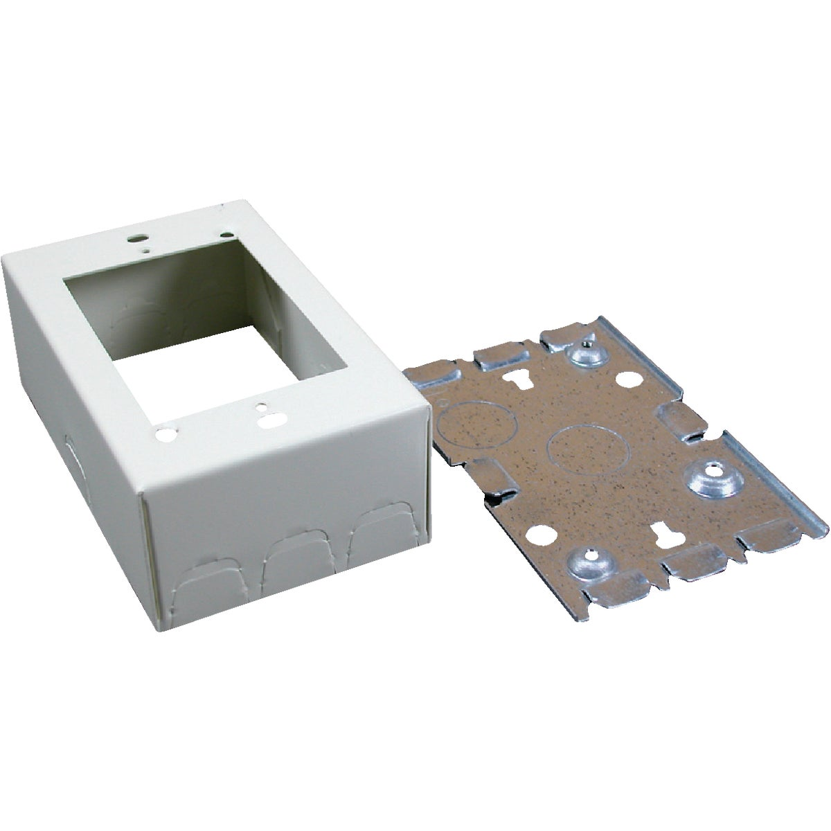 DEEP OUTLET BOX - B35 by Wiremold / Legrand