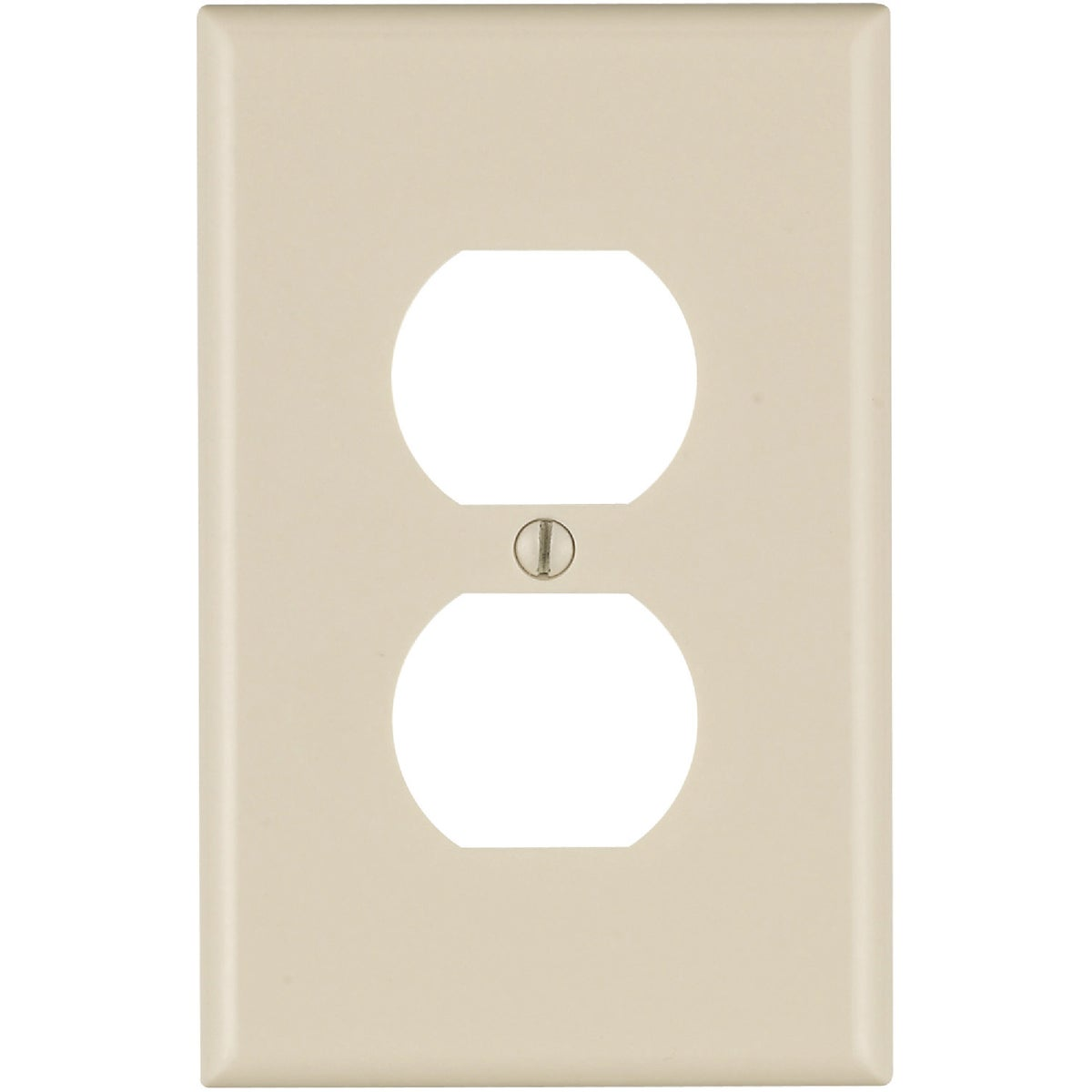 LT ALM DUPLX WALLPLATE - 025-80503-00T by Leviton Mfg Co