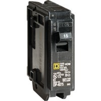 Square D Co. 15A BREAKER HOM115CP