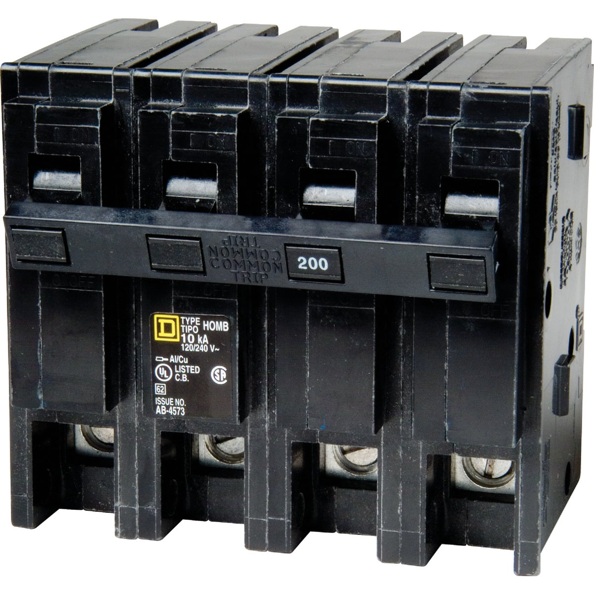 200A MAIN BREAKER - HOM2200CP by Square D Co