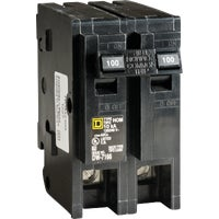 Square D Co. 100A MAIN BREAKER HOM2100CP