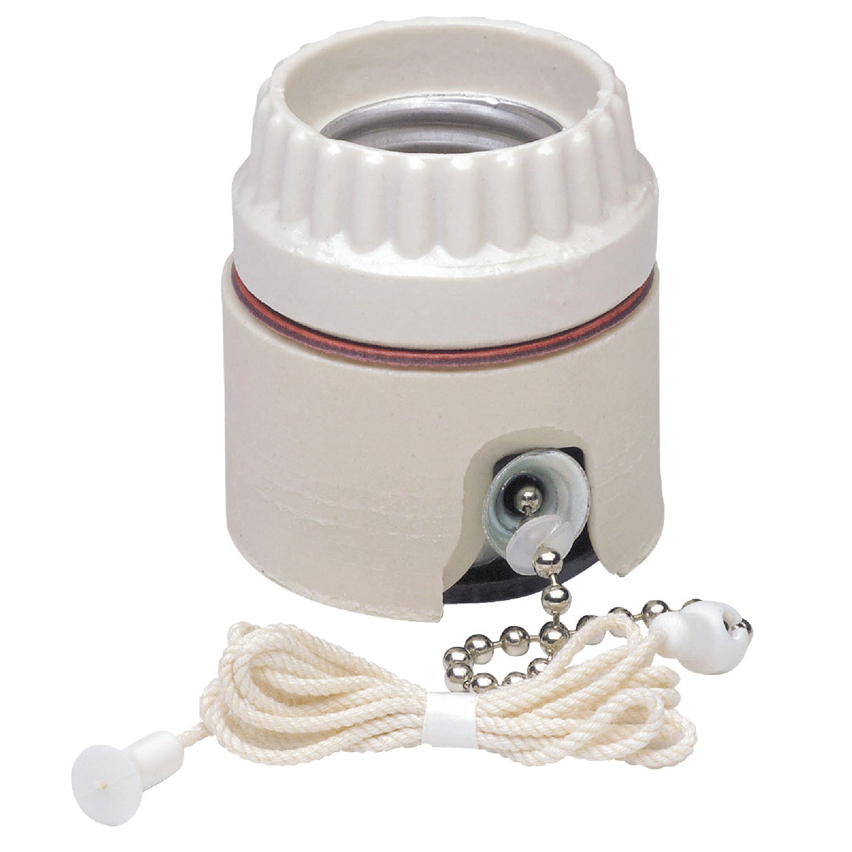 PORCELAIN LAMPHOLDER - 9814 by Leviton Mfg Co