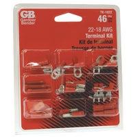 Gardner Bender 46-Piece Wire Terminal Kit, TK-1822
