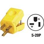 Commercial Spec Grade Grounding Plug