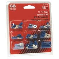 GB Electrical 14-16 AWG TERMINAL KIT TK-1614