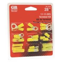 Gardner Bender 28-Piece Wire Terminal Kit, TK-1210
