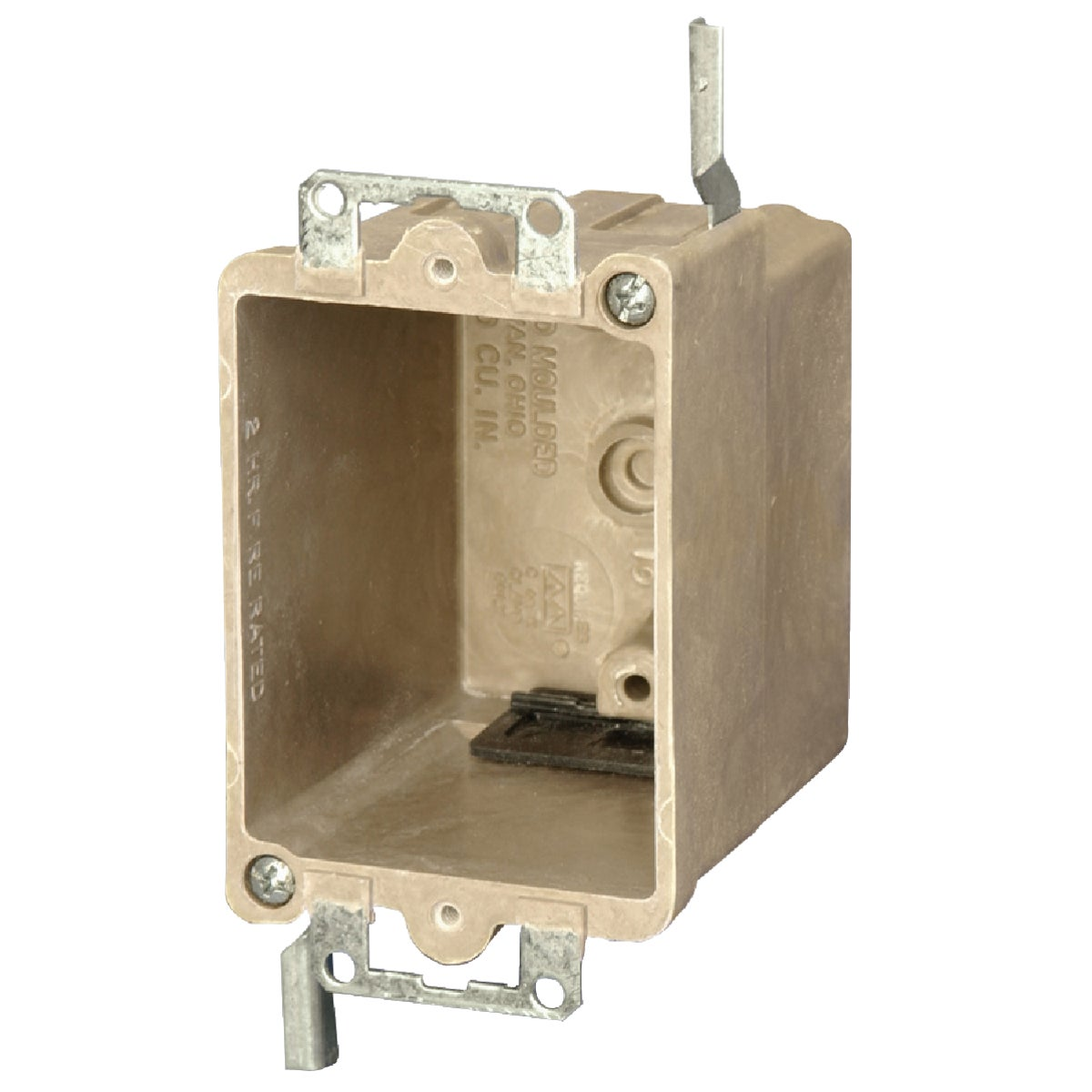 FIBERGLASS SWITCH BOX - 9363-EWK by Allied Moulded