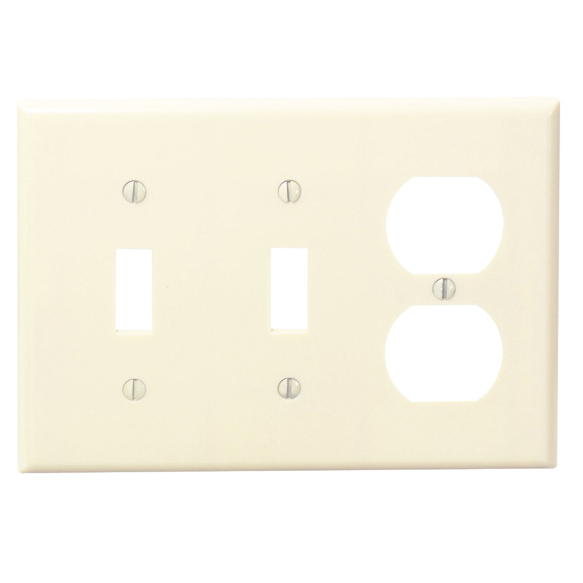 IV COMBO WALL PLATE - 86021 by Leviton Mfg Co