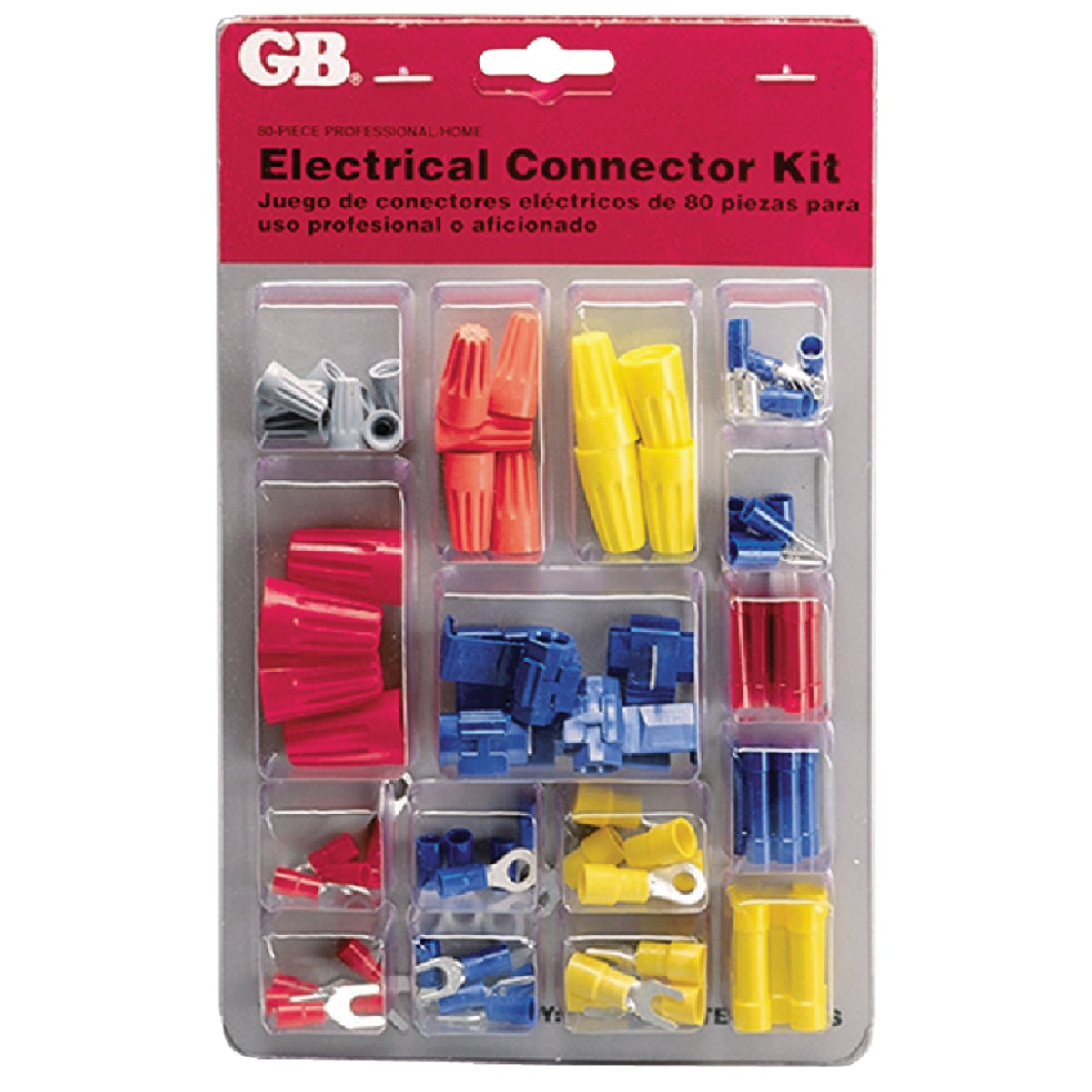 GB Electrical CONNECTOR & TERMINAL KIT TK-100