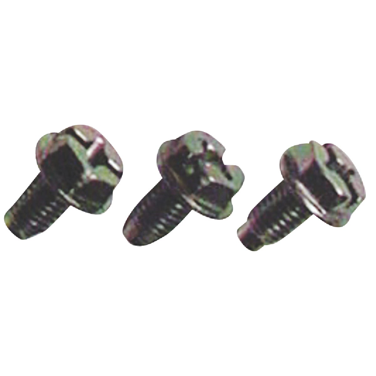 12PK GROUNDING SCREW - GGS-1512R by G B Electrical Inc