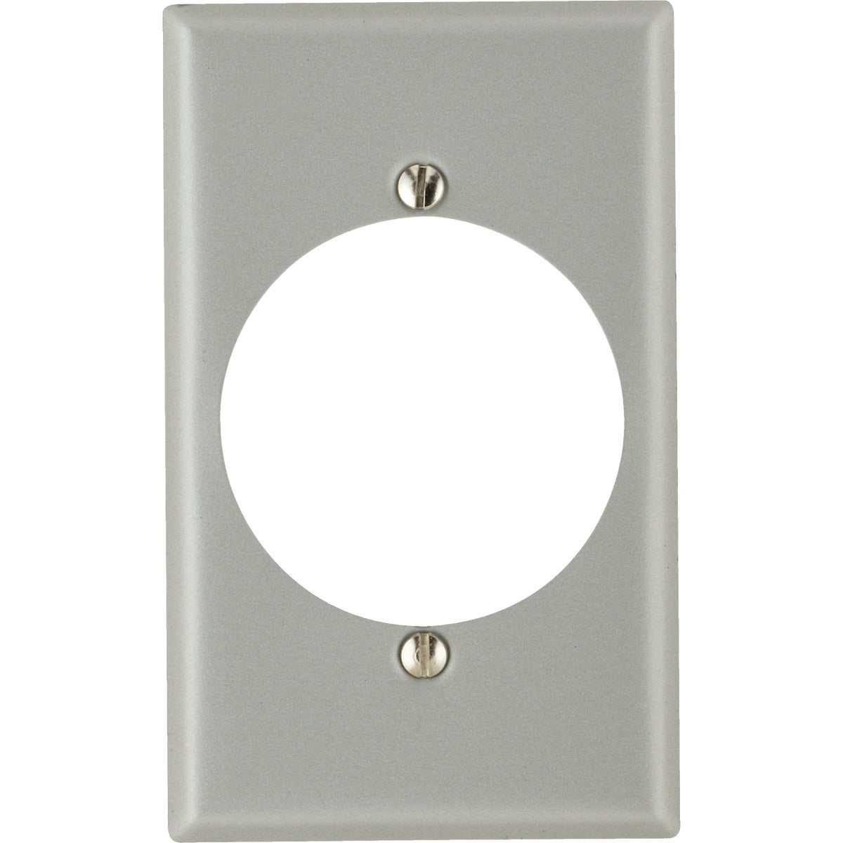 STL RANGE/DRY WALL PLATE - 4927 by Leviton Mfg Co
