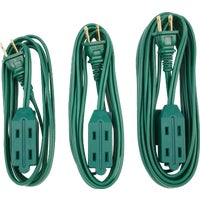Do it Best Imports 3PC 16/2 EXT SET CORD IN-PT2162-3PK-GR