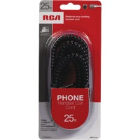 Audiovox Accessories 25' BLK PHONE CORD TP282BLN