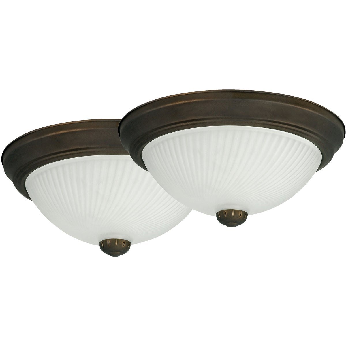 2PK ORB CEILING FIXTURE - IFM211TORB by Canarm Gs