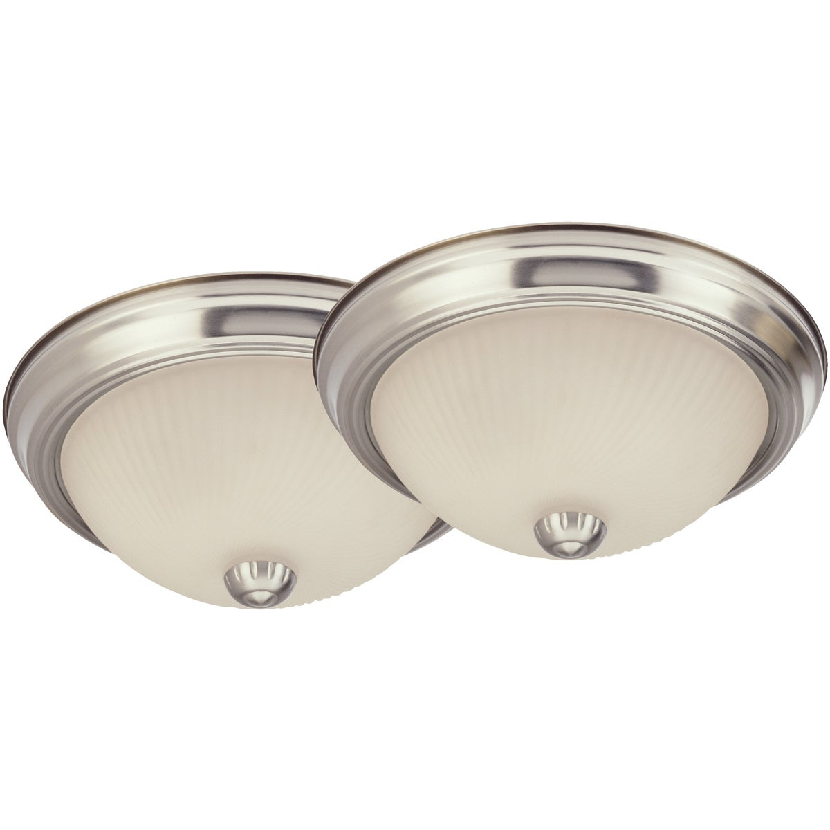 2PK BNKL CEILING FIXTURE - IFM211BNT by Canarm Gs