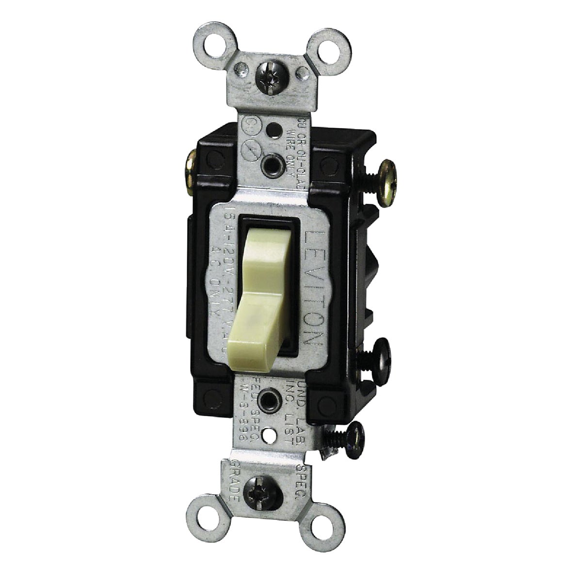 IV 3-WAY LTD SWITCH - S01-5503-LHI by Leviton Mfg Co