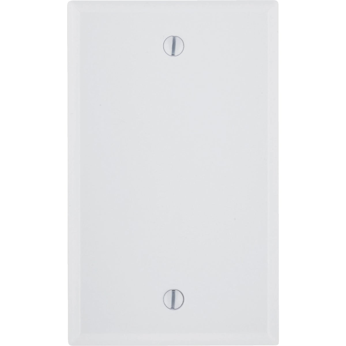 WHT BLANK WALL PLATE - 88014 by Leviton Mfg Co