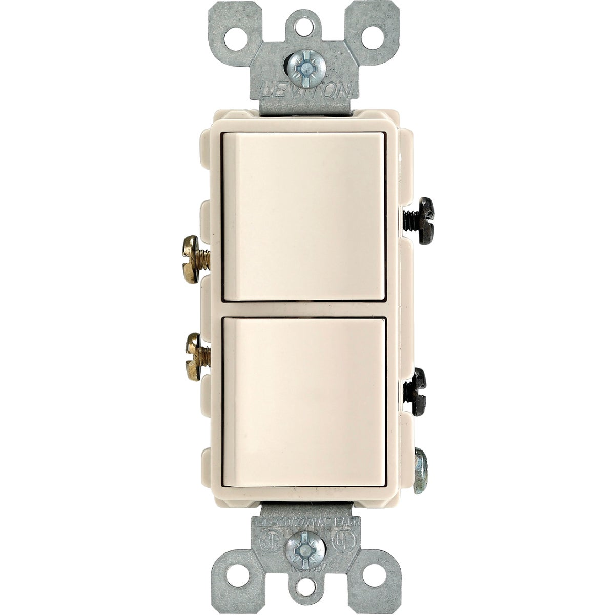 LT ALM DPLX SWITCH - R66-05634-OTS by Leviton Mfg Co