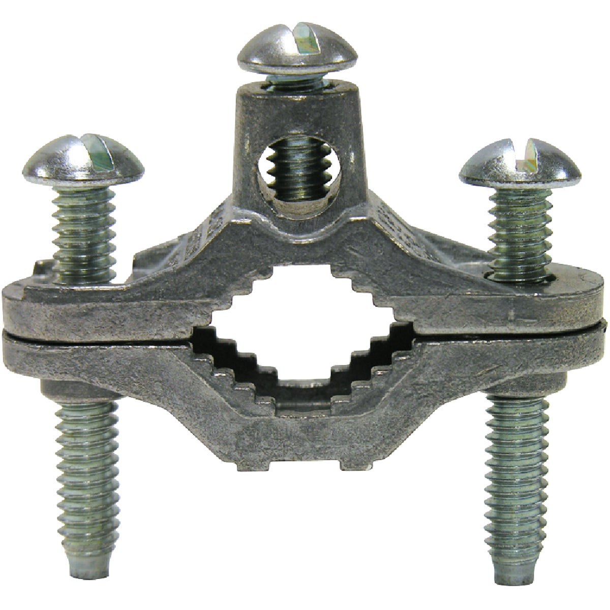 "1/2""-1"" GROUND ROD CLAMP - 14-GRC by G B Electrical Inc"