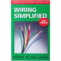 GB Electrical ELECTRICAL WIRING BOOK ERB-WS