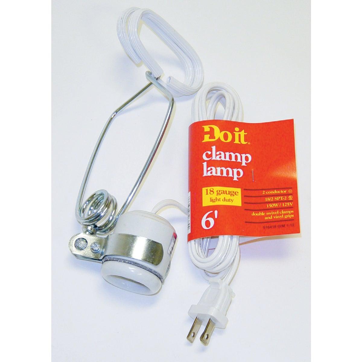 Do it 150W Light Duty Clamp Lamp