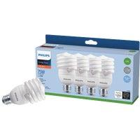 GE Lighting 5PK 20W CFL BULB 97249 FLE20HT3/2/SW-5PK