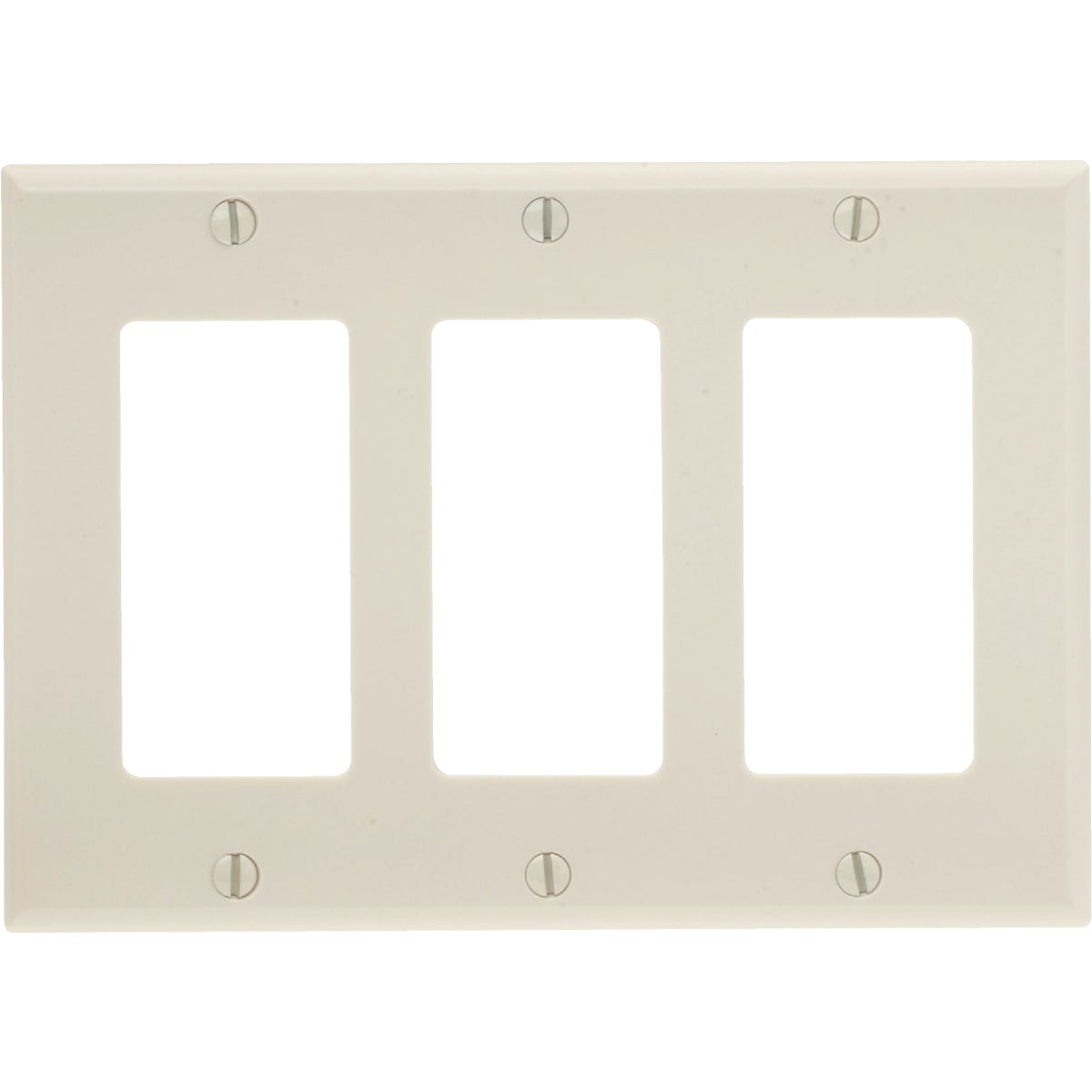 LT ALM ROCKER WALLPLATE - 011-80411-00T by Leviton Mfg Co