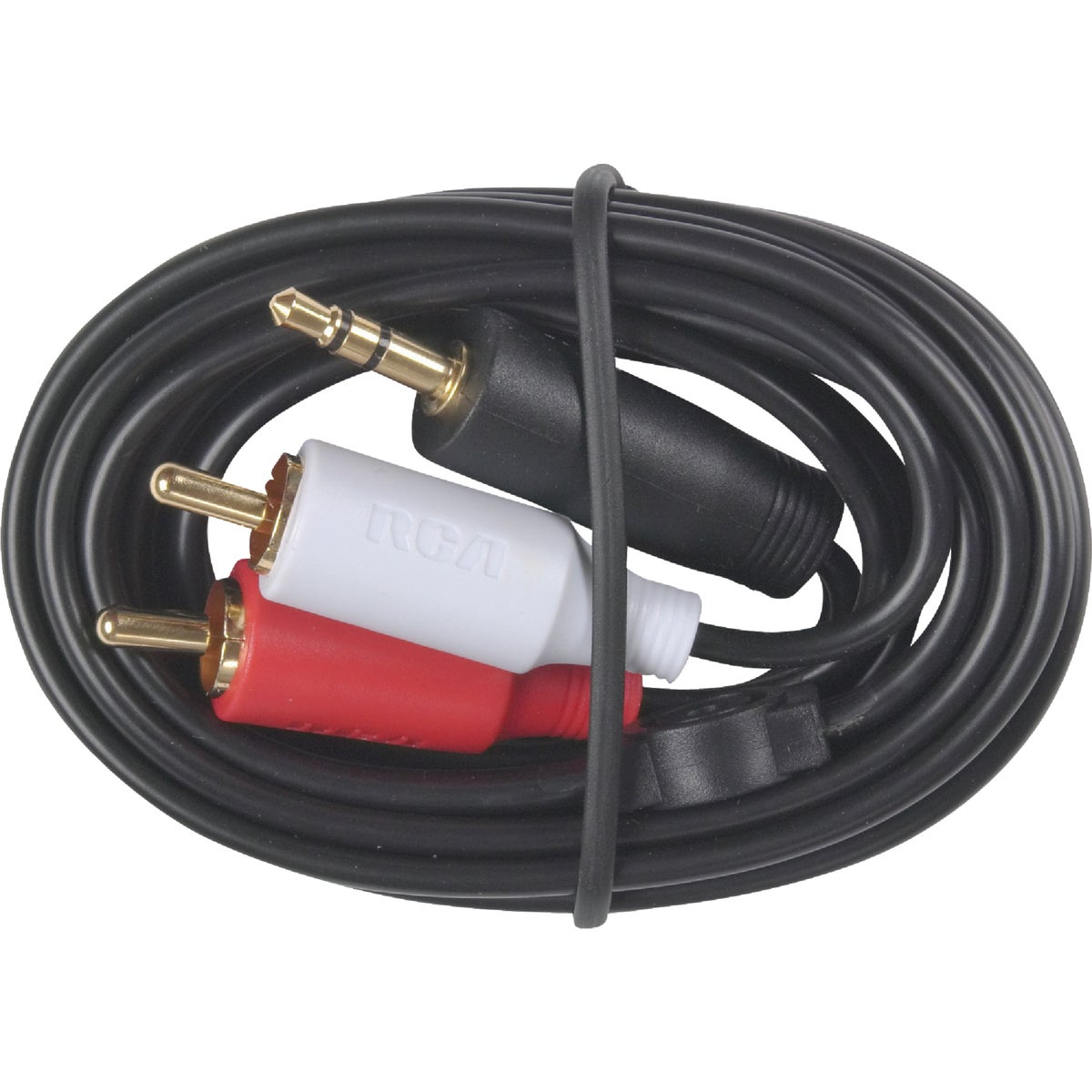 3' Y STEREO CABLE PLUG - AH205R by Audiovox Accessories