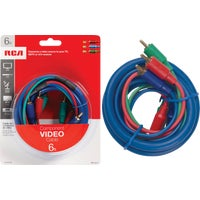 Audiovox Accessories 6' COMPONENT VIDEO CABLE VHC61NV